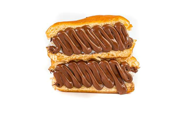 Vanilla Nutella SMASH Donut (Premium)
