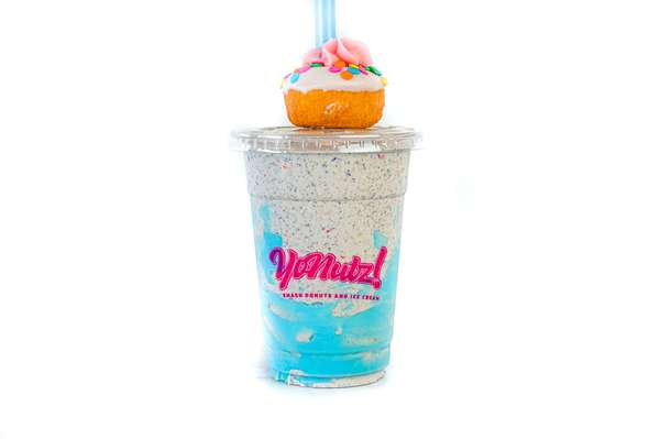 Birthday Cake SMASH Milkshake