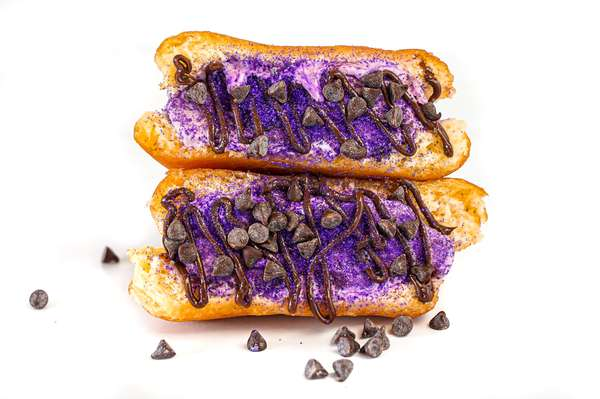 Purple Rain SMASH Donut