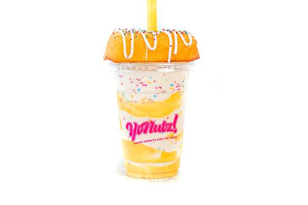 Yellow Twinkie® SMASH Milkshake