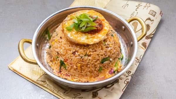 Billionaire Fried Rice