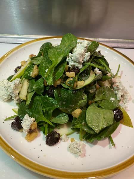 Harvest Spinach Salad