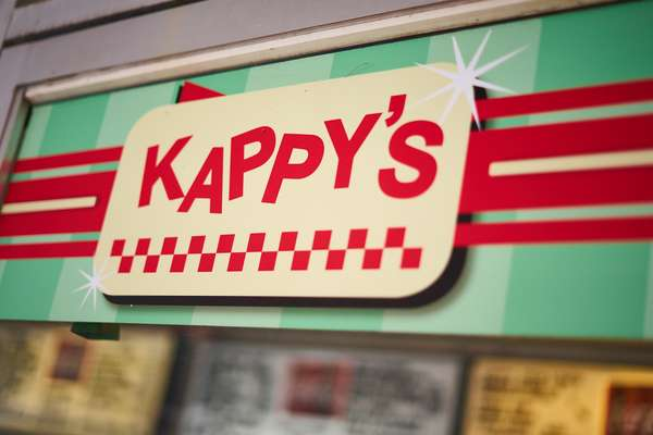 Kappy's sign