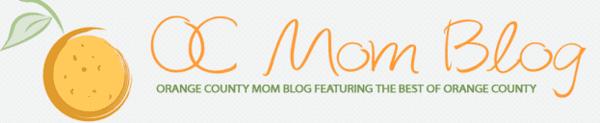 OC Mom Blog Logo
