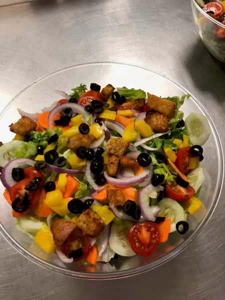 Large Fresh Garden Salad
