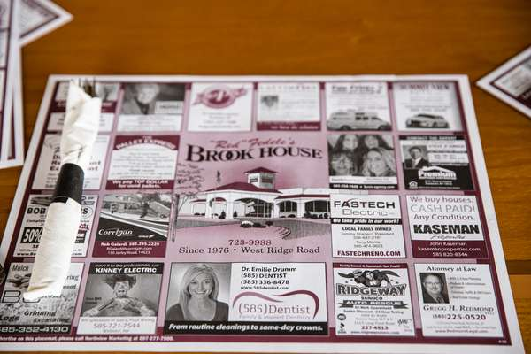 Brookhouse placemat