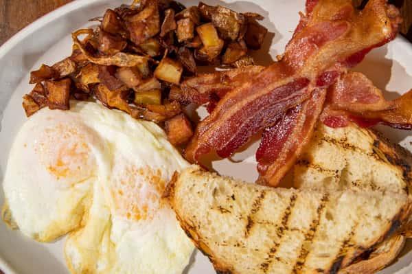 All-American Breakfast*