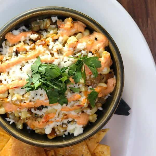 Mexican Street Corn Bowl