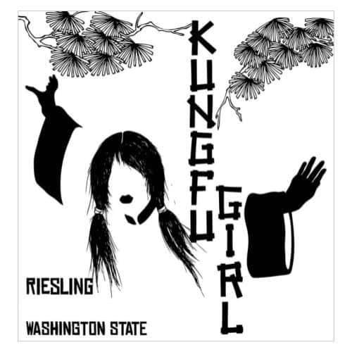 Kung Fu Girl Reisling