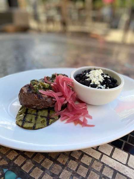 Steak & Nopal*