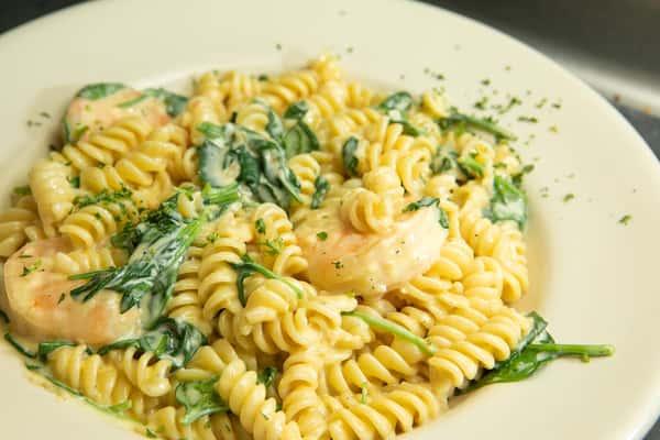 Gorgonzola Shrimp