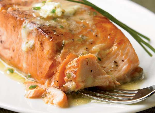 Grilled Salmon *