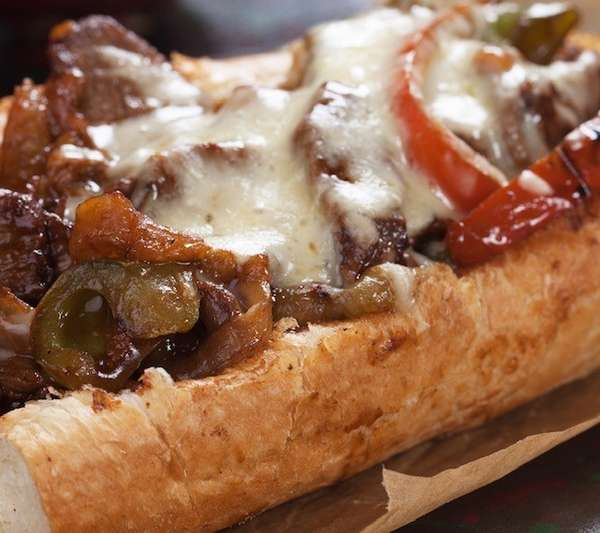 Marty's Steak & Cheese