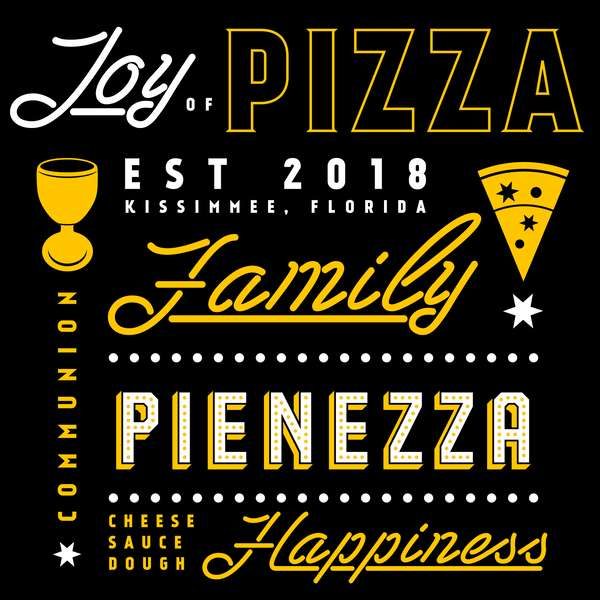 Pizza Graphic Design