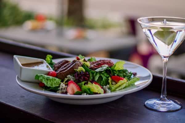 Vernona Steak Salad