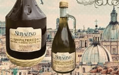 Serafino Unfiltered Olive Oil