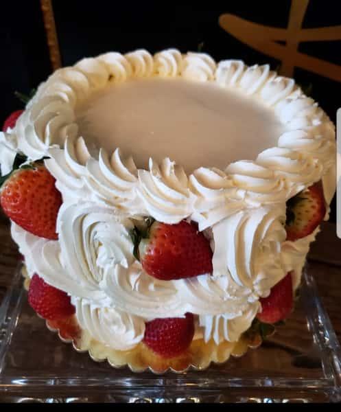 Strawberry Supreme
