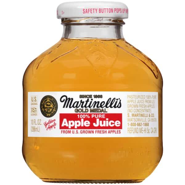 Martinelli's 100% Apple Juice