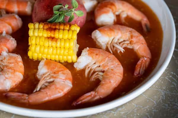 Shrimp Crawfish Style
