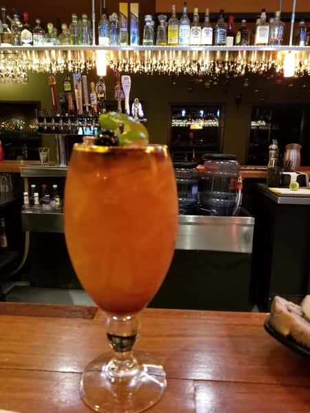 cocktail beverage