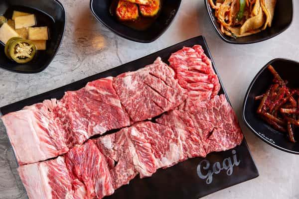 Gogi Beef Short Rib