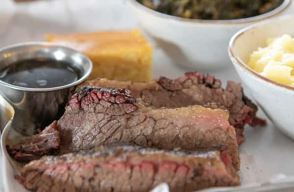 Sliced Brisket of Beef