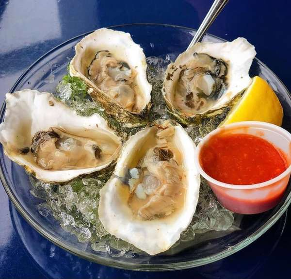 Watch Hill Oysters
