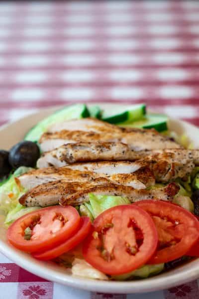 Grilled Chicken Salad-2