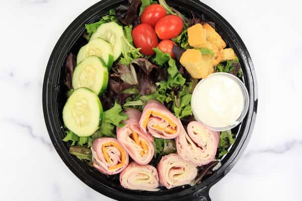 Individual Chef Salad Meal