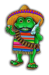 tequila frog
