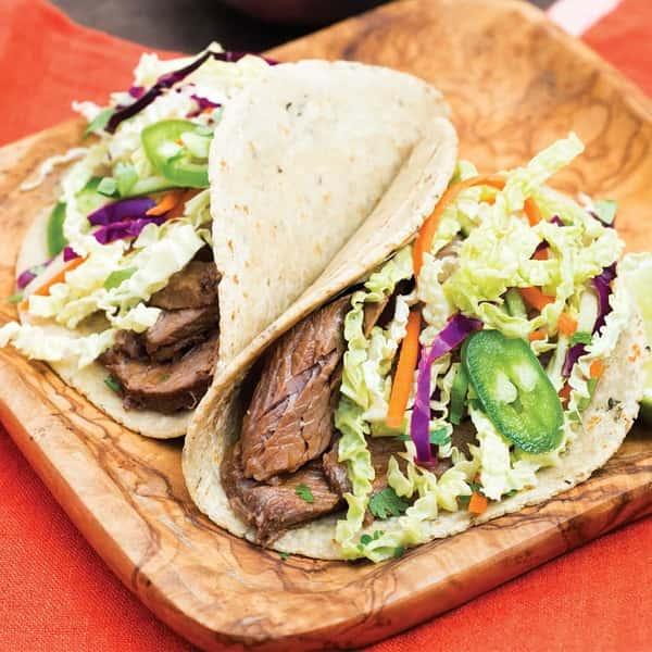 Korean Brisket Tacos (3)