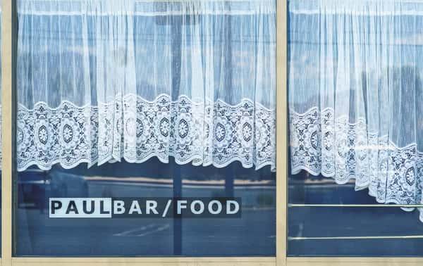 paul bar window