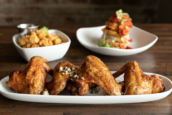 steak house wings