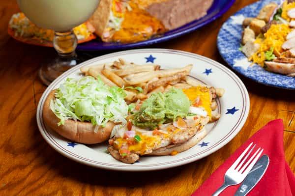 Fiesta Chicken Sandwich