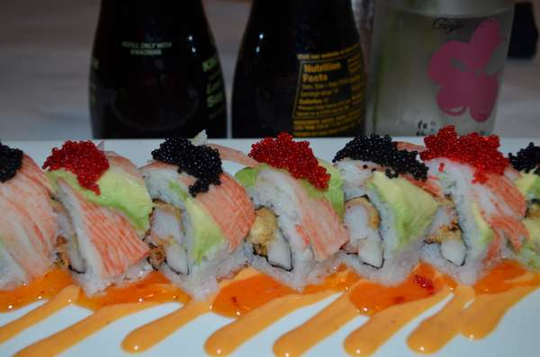 Double Crab Roll