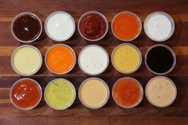 Home Made Sauces