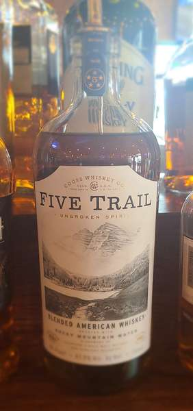 Five Trail American Whiskey