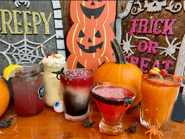 Boo-zy Halloween Cocktail Concoctions!