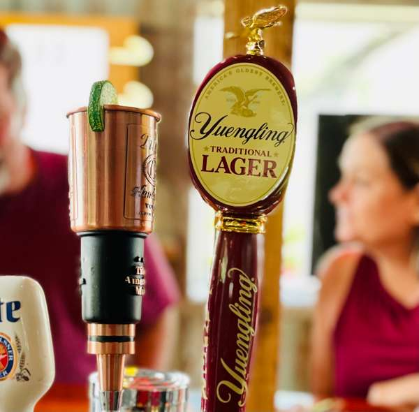 Yuengling on Tap