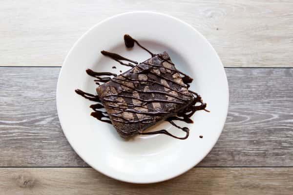Oh Fudge! Chocolate Brownie