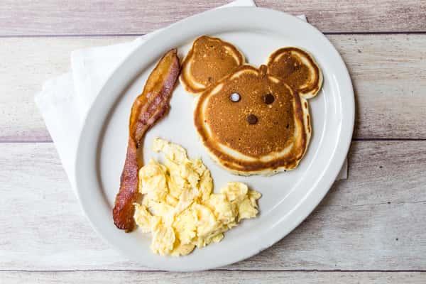 Kiddos Breakfast