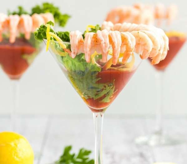 Gamberi Cocktail