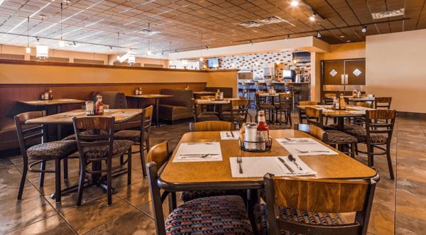 Junction dining room