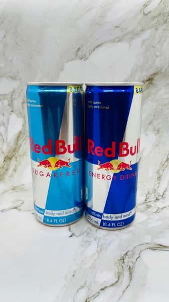 Red Bull (Regular - 8.4 oz)