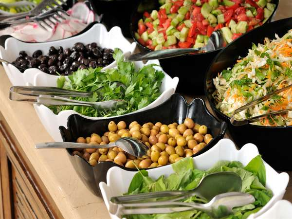 catered salad