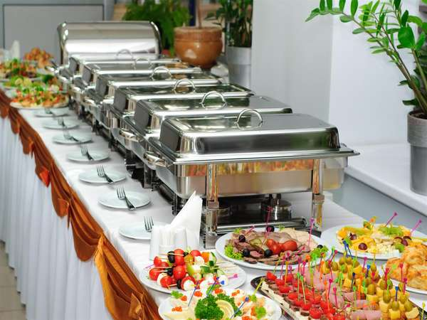 catered pans