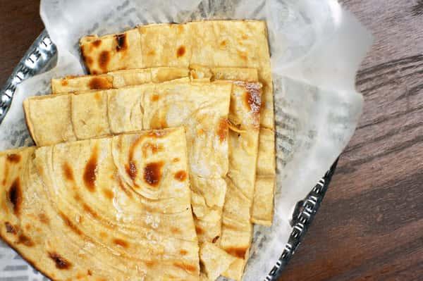 Wheat Lachha Paratha