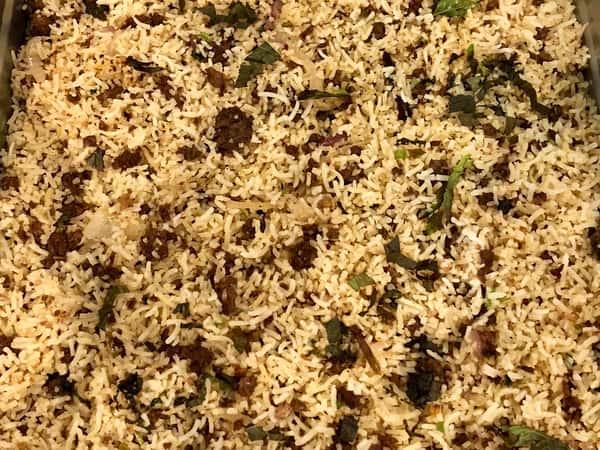 Kheema Rice