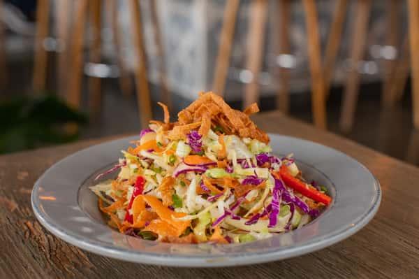 Asian Salad (Serves 5 Entrees / 10 Sides)