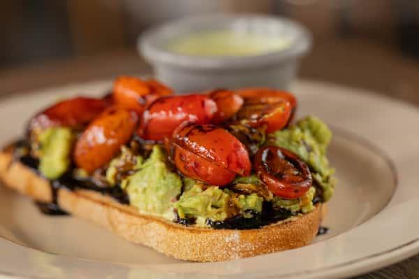 Avocado Tomato Toast